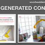 user generated content voorbeeld